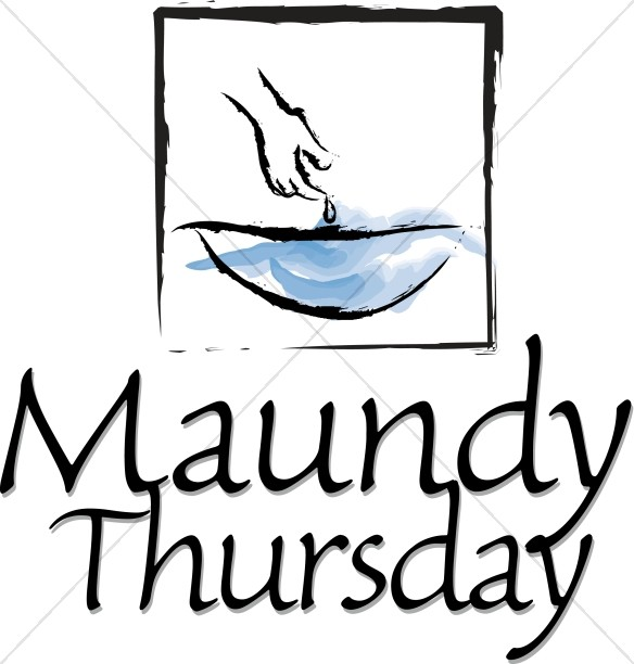 Maundy Thursday Wash Bowl