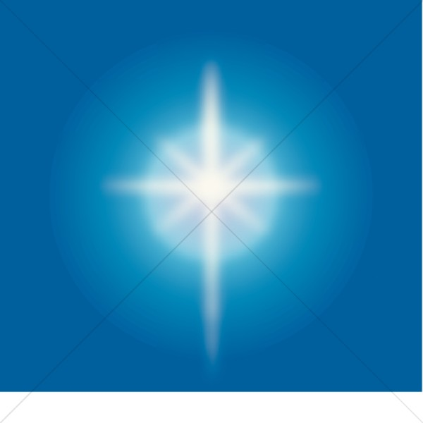 Blue Natal Star