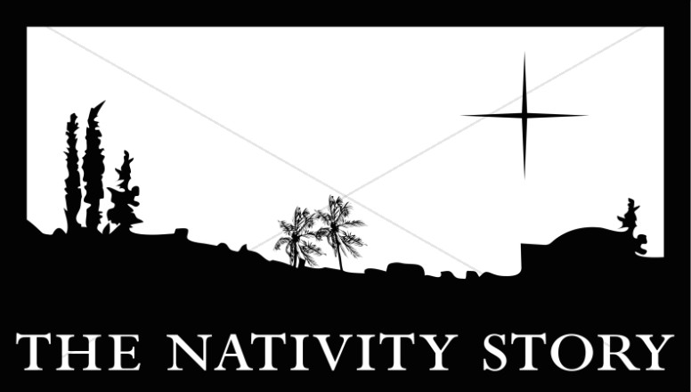 The Nativity Story Bethlehem Scene