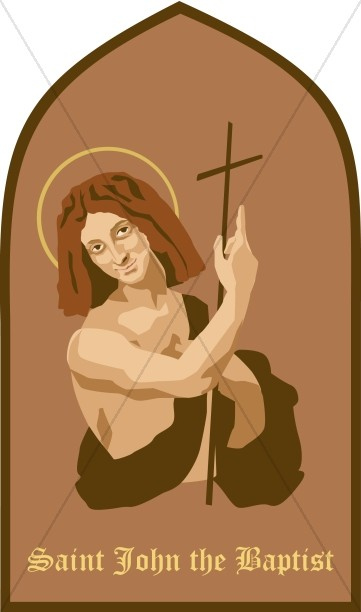 St. John the Baptist Image