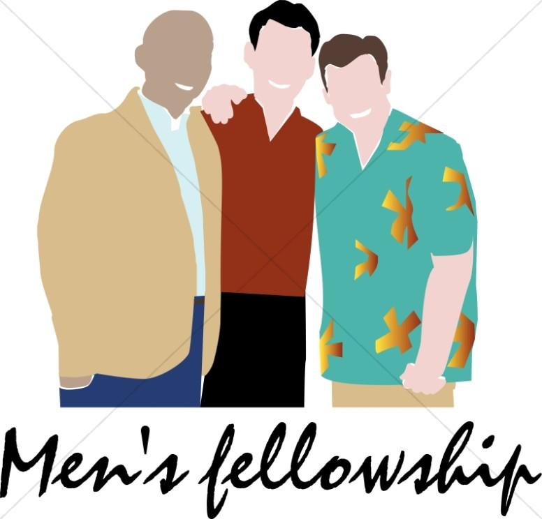 Men's Fellowship Activities   Color Image