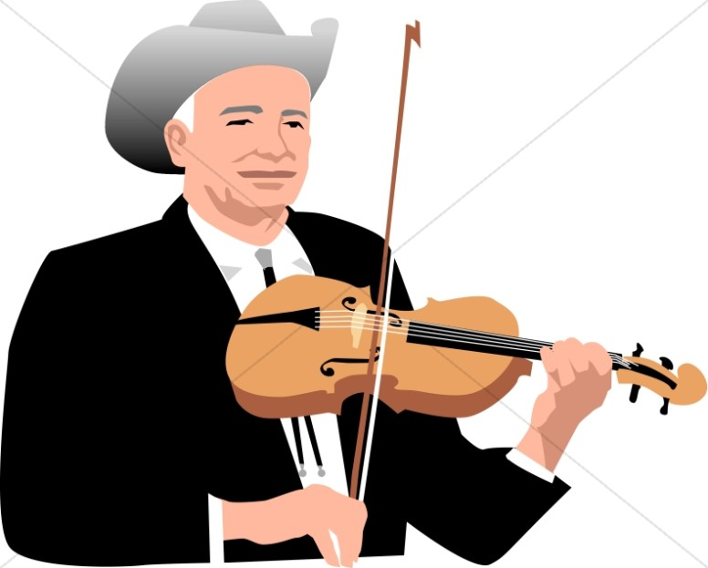 Country Fiddle Player