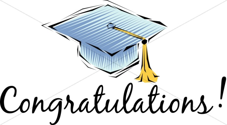 congratulations cap and tassel christian graduation clipart and rh sharefaith com congratulations clip art funny congratulations clipart animated
