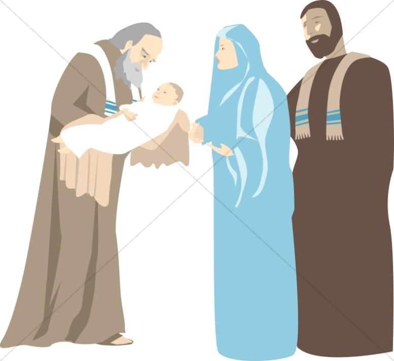 Presenting Baby Jesus