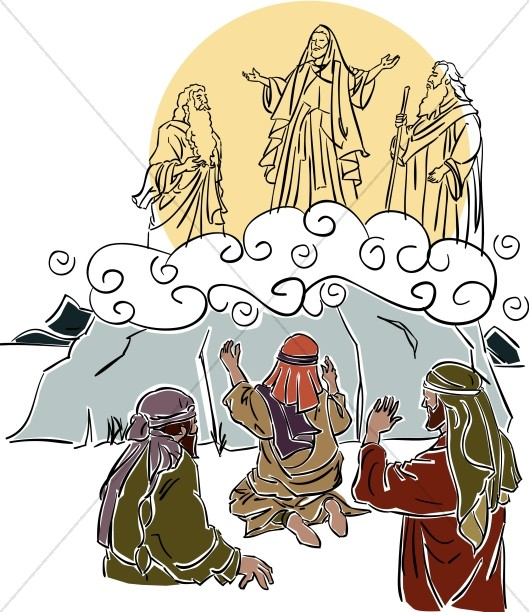 Transfiguration Clipart, Transfiguration Images