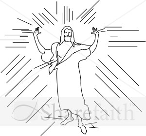 Simple Transfiguration Transfiguration Clipart
