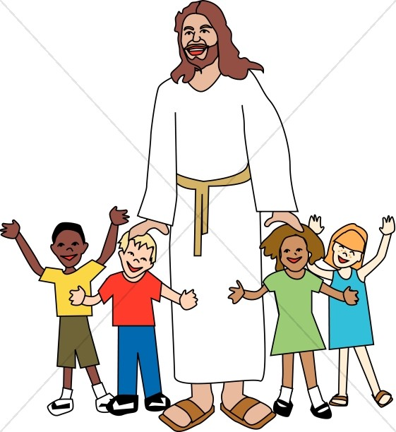Jesus and Kids