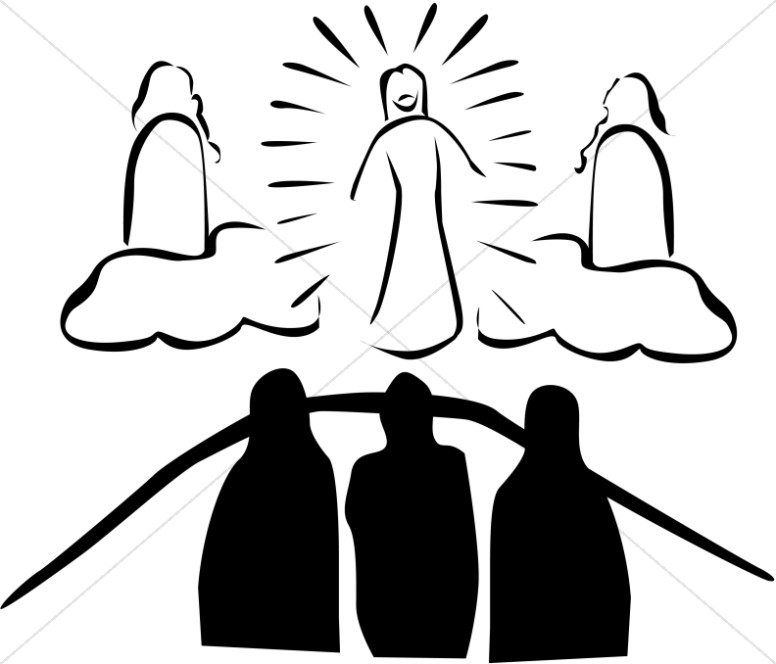 Black and White Transfiguration