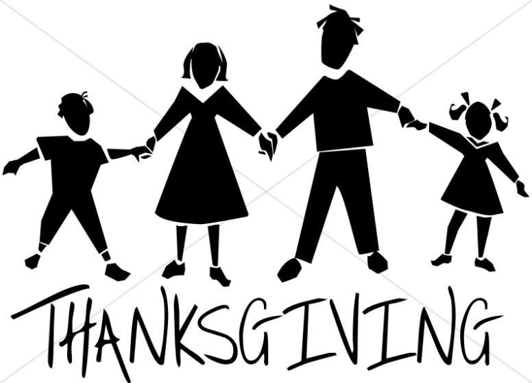 Happy Family Thanksgiving