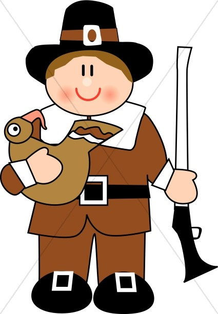 cute pilgrim man thanksgiving clipart rh sharefaith com pilgrim clipart black and white pilgrim clipart black and white