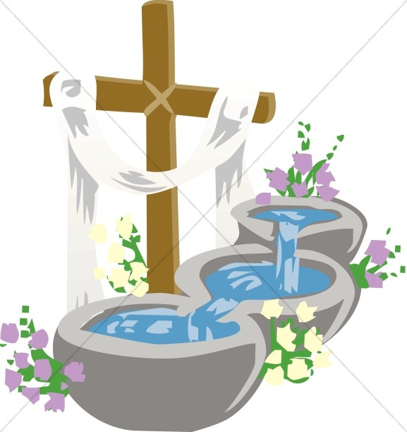 Baptism Clipart, Baptism Images, Baptism Wordart - Sharefaith