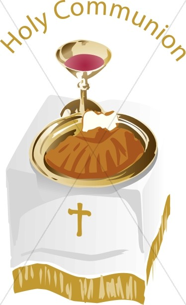The Holy Communion Table