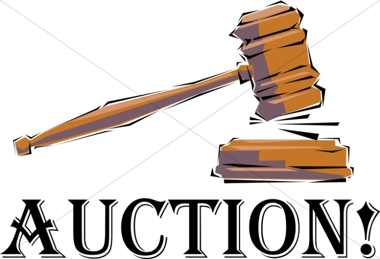 Auctioneer's Gavel