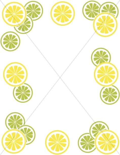 Lemon Lime Rrefreshments