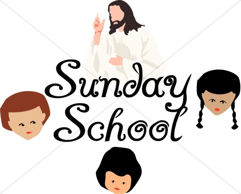 Sunday School Faces