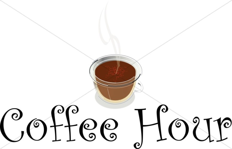 Coffee Hour Announcement Image