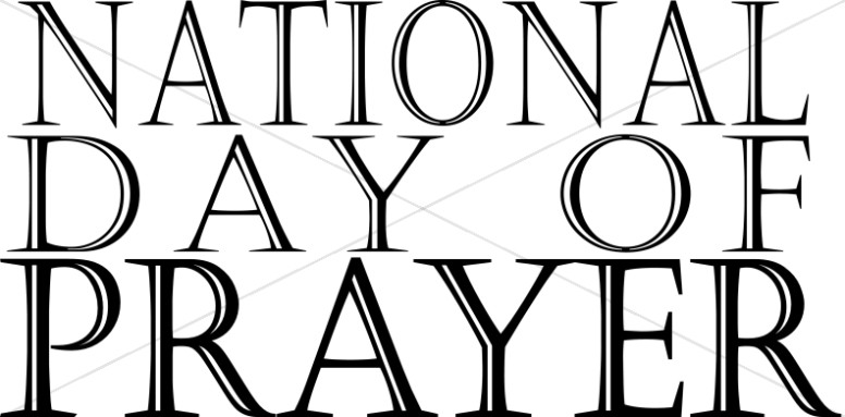 The National Day Of Prayer Words
