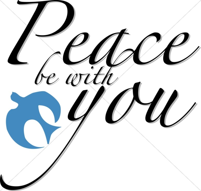 Clip Art Peace Clipart peace clipart images graphics sharefaith be with you blue dove