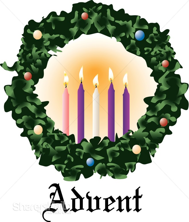 Advent religious. Clipart images graphics sharefaith