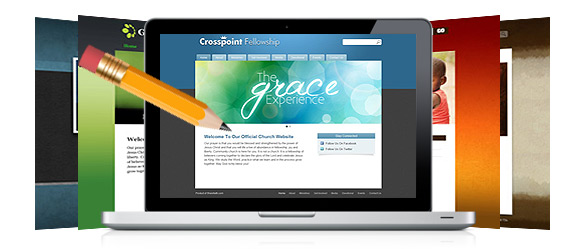 You Need A Sharefaith Church Website!