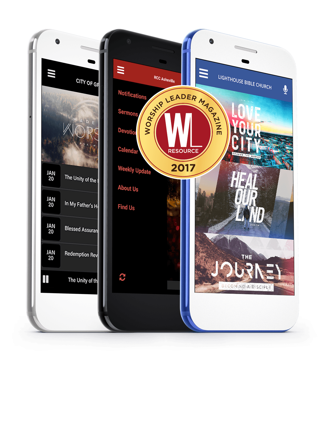 Top Church App Builder