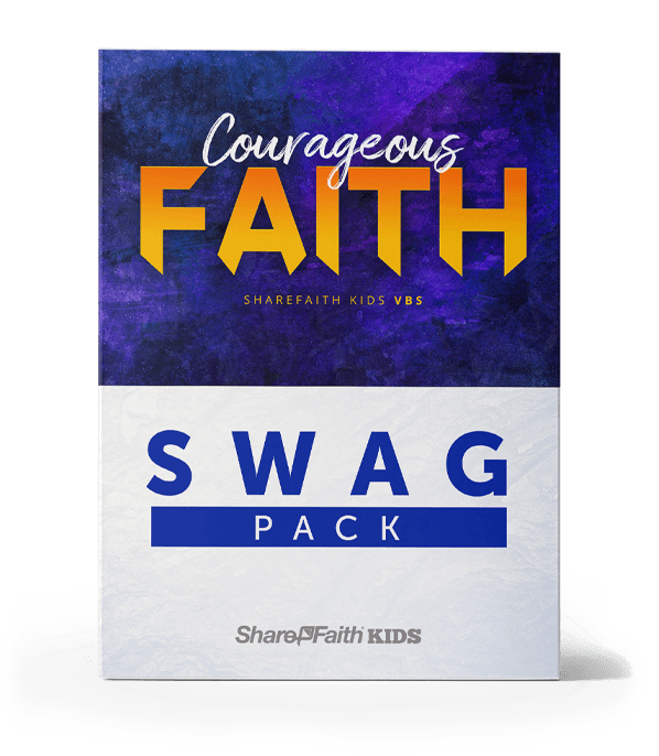 Sharefaith VBS Swag Pack
