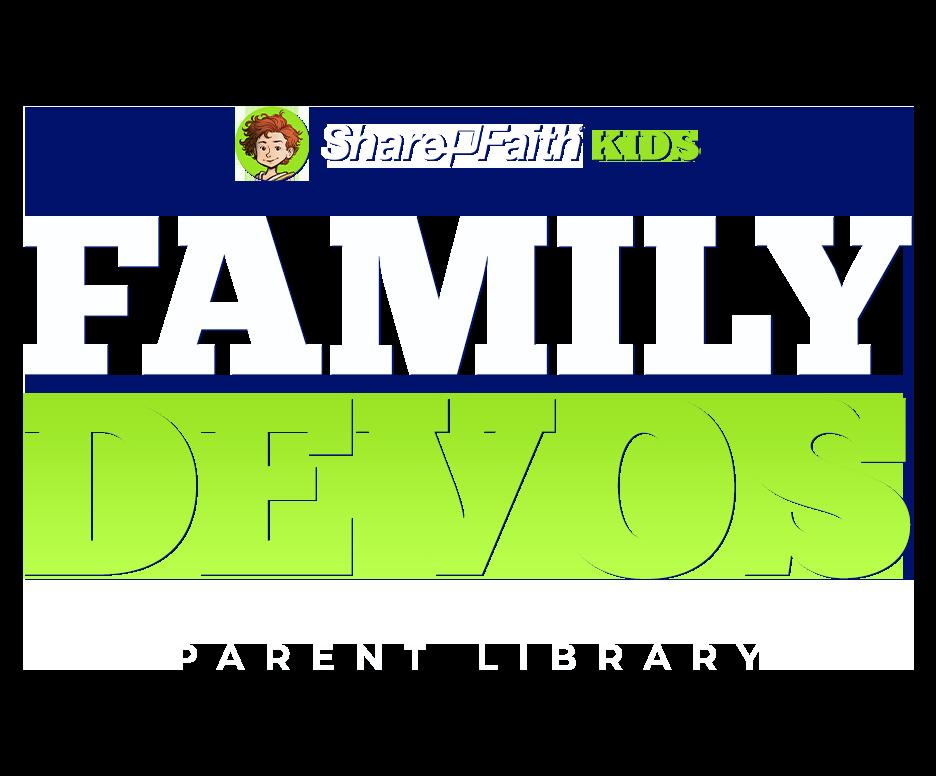 Sharefaith VBS Kids Logo
