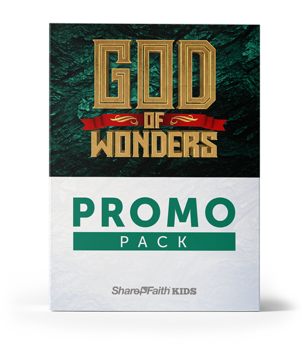 Sharefaith VBS Promo Pack