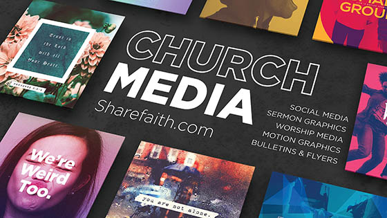 Sharefaith Media