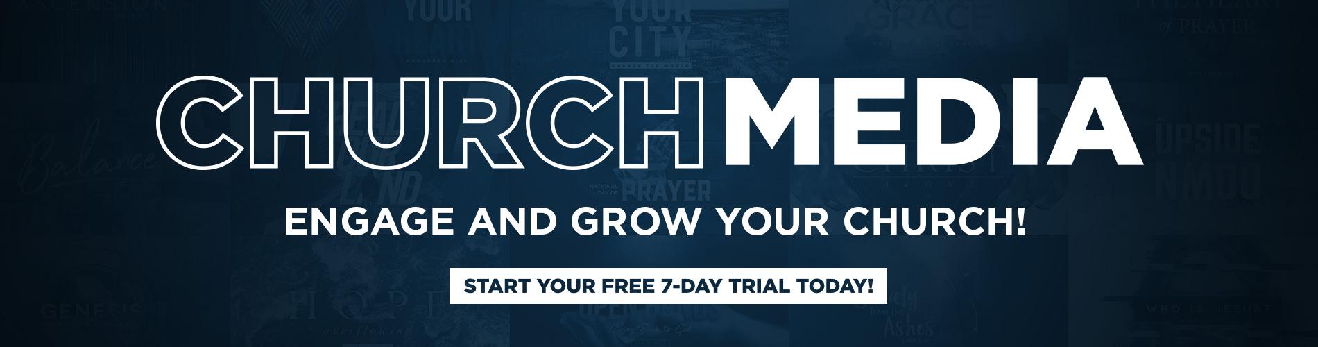 Church Media Free Trial